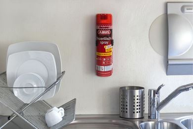 Bild für Kategorie Feuerlöscher Home